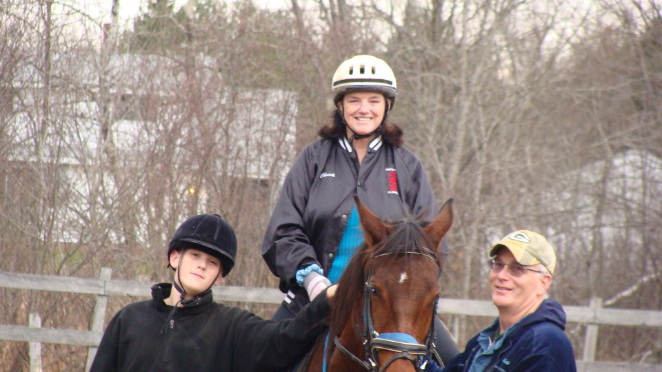 Horses are a family affair for the Dixon family