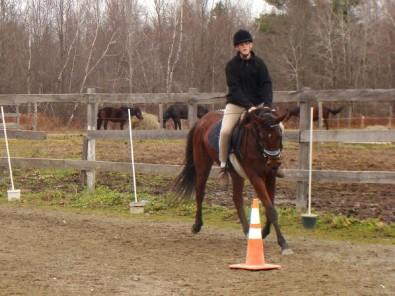 Muchu and Patrick in November 2011