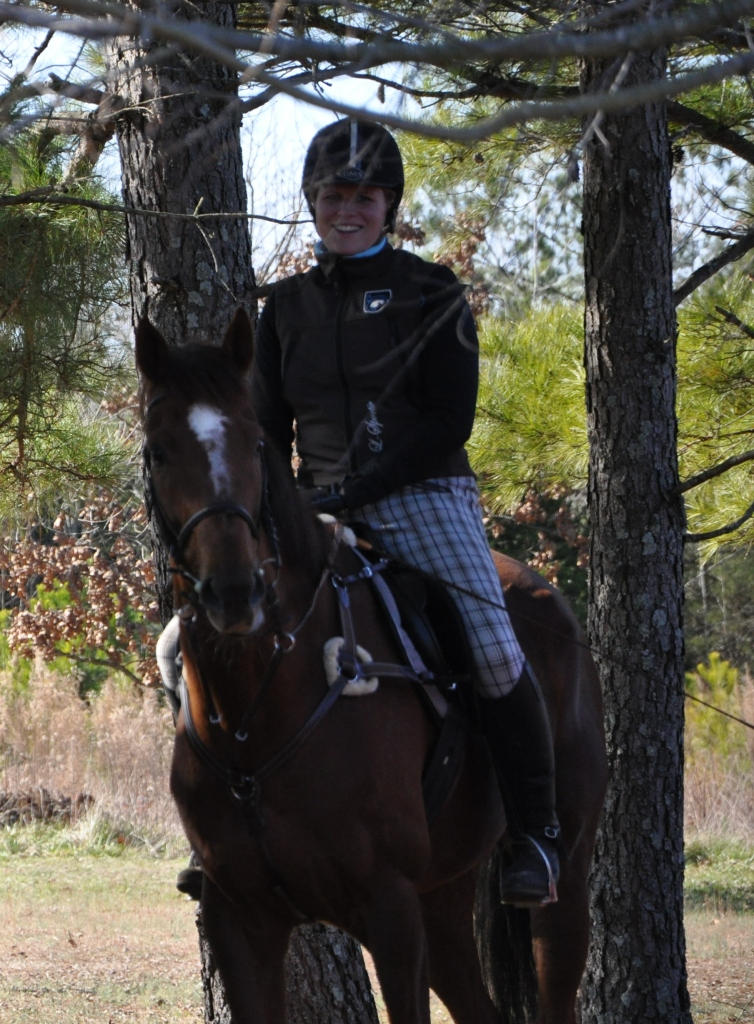 Rule My Heart First Trail Ride
